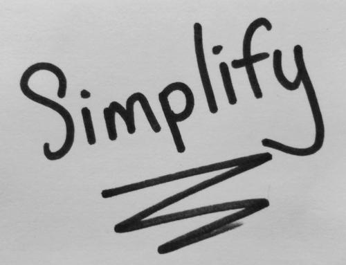 Simply Simplify