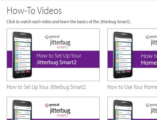 Learn to use your Jitterbug Smart!