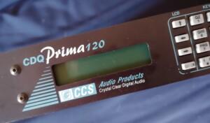 My old Prima 120